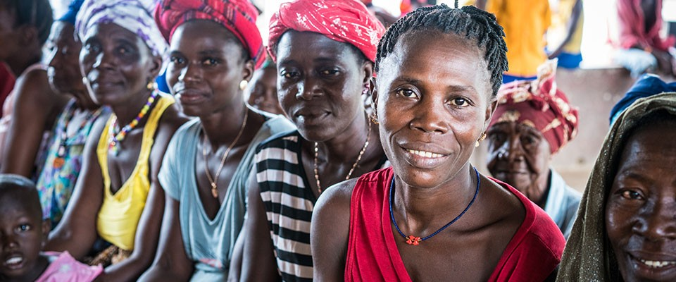 The Sierra Leone Women Empowered for Leadership and Development (WELD) Project helps increase women's social, political and economic rights in Sierra Leone.