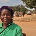Photo of Bellah Mabhungo, beneficiary