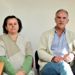 Julijana and Bernard Ticinovic of Livno who fought corruption in public procurement -- and finally won.