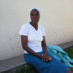 Portrait of a field officer for Seke Rural Home Based Care