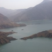 Gomal Zam Dam reservoir
