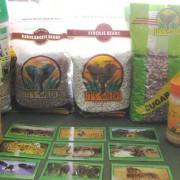 The COMACO It's Wild! product range.