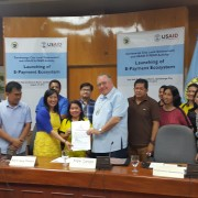 U.S. Government and Zamboanga City Enter Into New Partnership to Promote Adoption of E-Payments