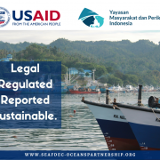 USAID and Yayasan Masyarakat dan Perikanan Indonesia (MDPI) launch partnership.