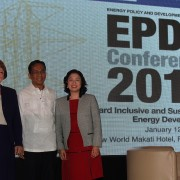 Energy Stakeholders Meet on Inclusive and Sustainable Energy Development in the Philippines