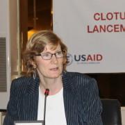 Ms Lisa Franchett, USAID/Senegal Deputy Mission Director