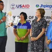 USAID Turns over Health Training Models in Davao