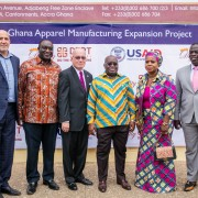 More than 1,100 new jobs, USAID supports Dignity DTRT Limited Ghana Apparel Manufacturing Expansion program