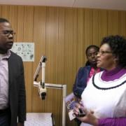 Jimmie Briggs and Thoko Majokweni