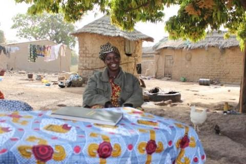 Kalia Koné, Rice Farmer, Kongolikoro, Mali.