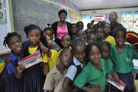 Retrieve Primary School, Jamaica