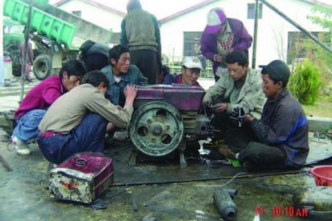 Tibet jobs