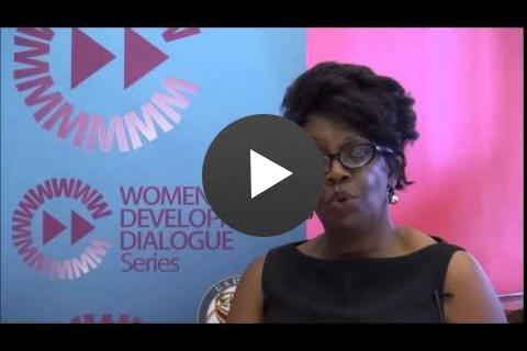 Women's Development Dialogue Series