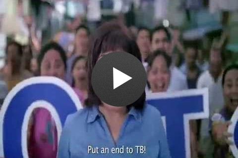 DOH-USAID TBDOTS GLEE TV COMMERCIAL