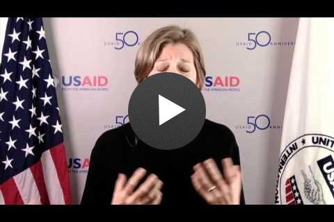 USAID-Mali Director Rebecca Black