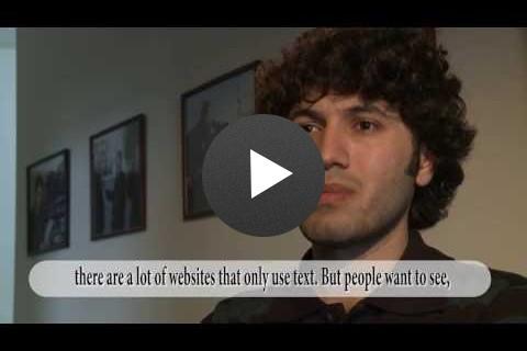 Azerbaijanis develop their social media skills