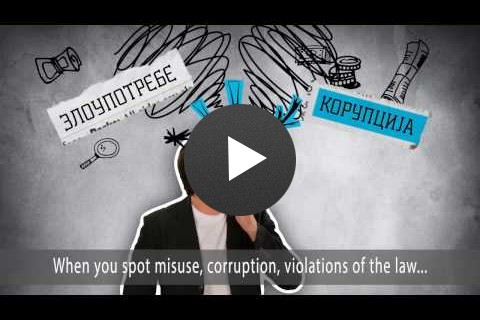 Public Education Campaign on the Law on the Protection of Whistleblowers Launched