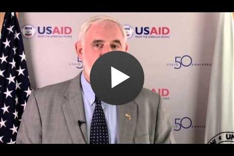USAID's Ethiopia Mission Director