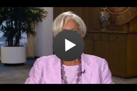 Christine Lagarde: Frontiers in Development Message