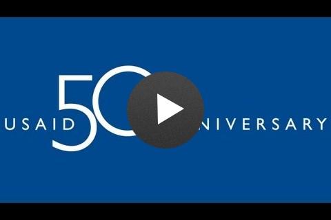 USAID Celebrates 50 Years of Progress